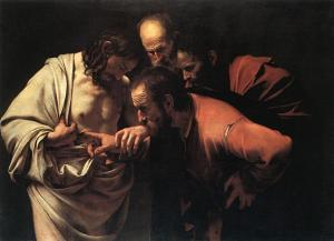 The Doubting of St. ThomasCaravaggio